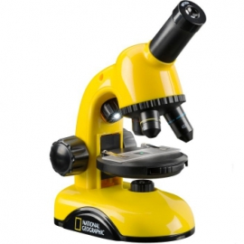 Bresser - Mikroskop 40x-800x BIOLUX STUDENT National Geographic